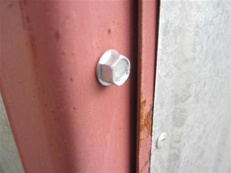 Łączenie ścian w garażu